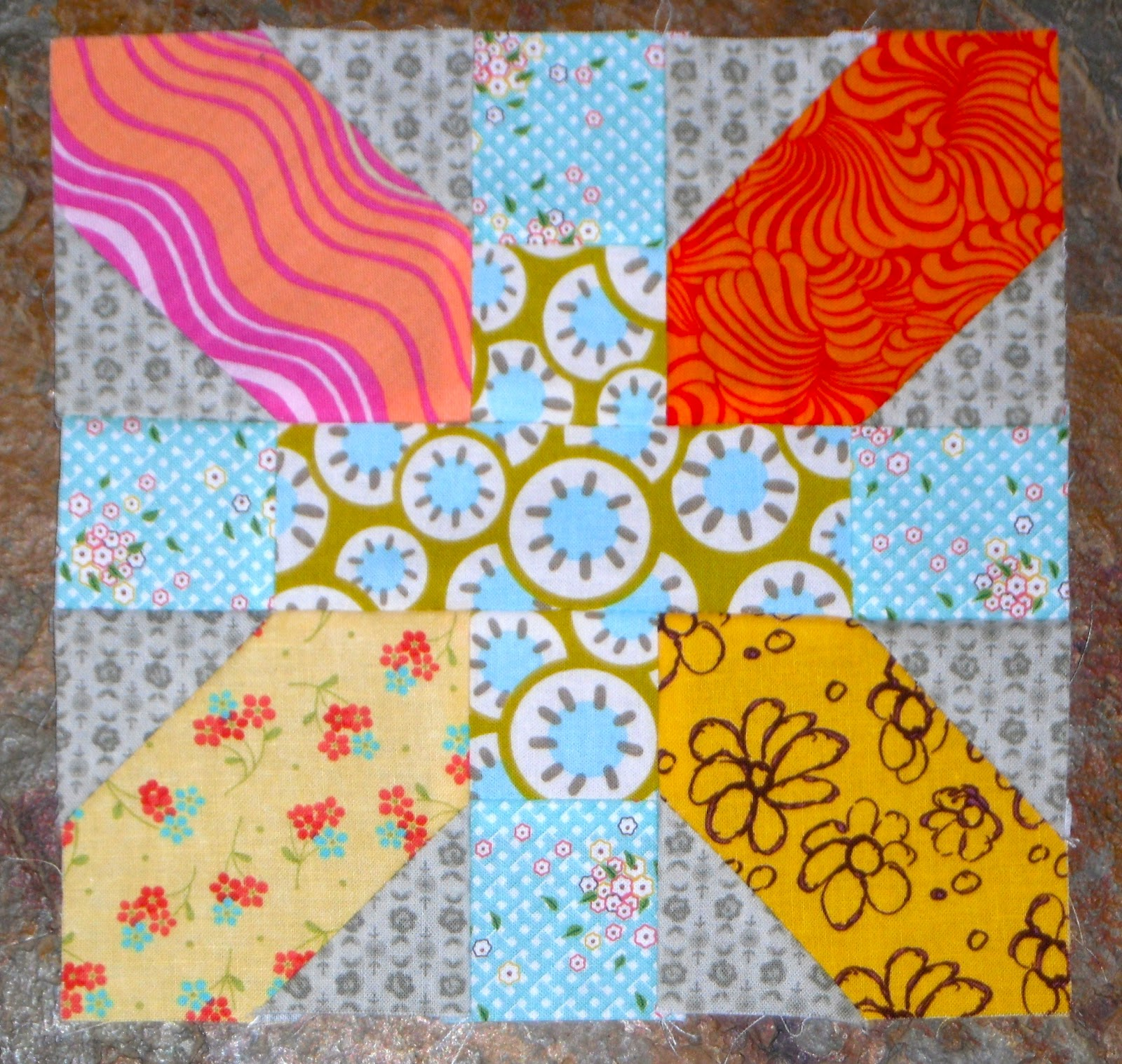 The trouble with quilts… – Rainbow Hare