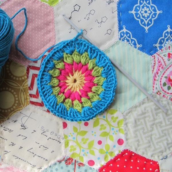 small crochet purse tute 1