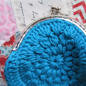 small crochet purse tute 11