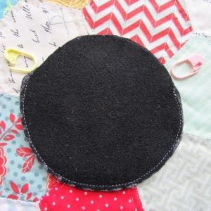 small crochet purse tute 7